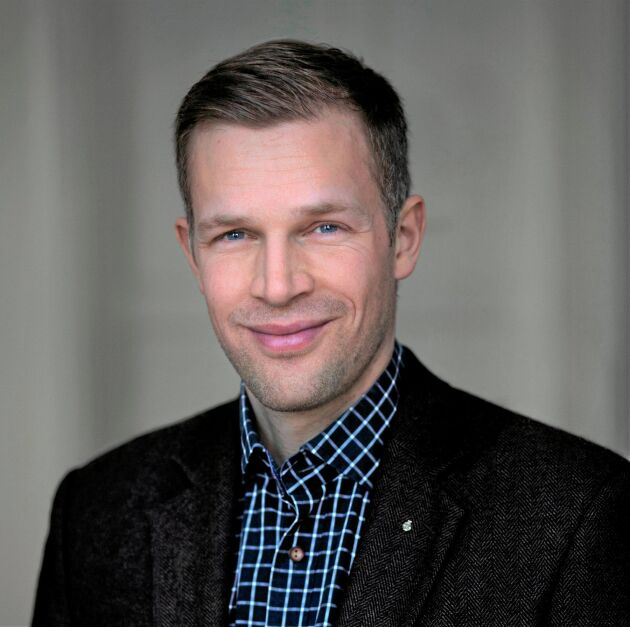 Carl Olén, VD Skogsfond Baltikum