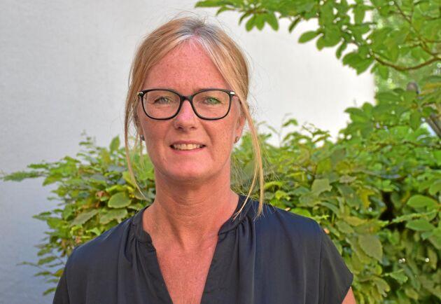 Marie Andreasson, landsbygdsdirektör Länsstyrelsen Västra Götaland.