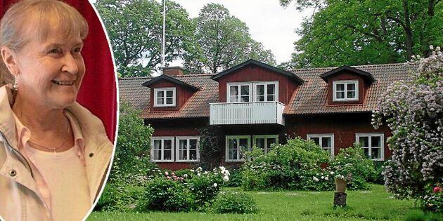 """Gudrun, 75, om Sörgården: """"För mig finns det bara en plats på jorden"""""""