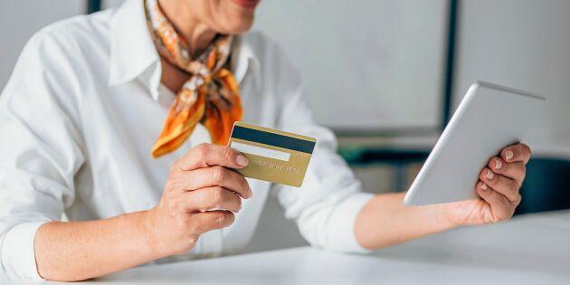 Kontantlösa samhället: Så handlar du säkert med digital betalning