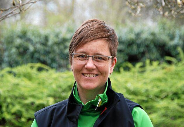 Desirée Börjesdotter, vd på Nordic Beet Research Foundation.