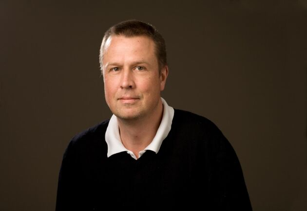 Per-Erik Hallin, egendomsförvaltare Göteborgs stift.