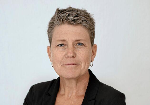 Anna Tibblin, generalsekreterare We Effect.