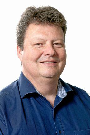 Kenneth Poulsen, byggchef på danska SEGES.