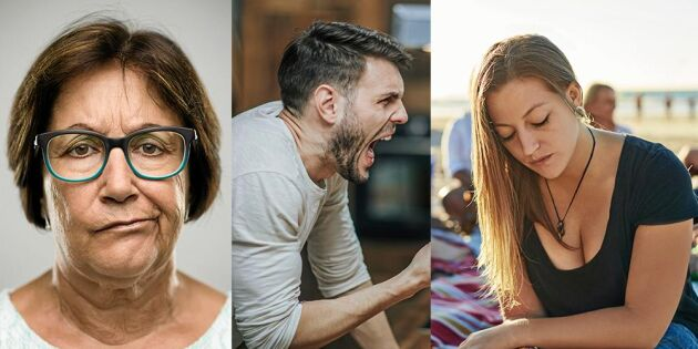 Surpuppan, gaphalsen eller offret: Vilken arg-typ är du?