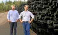 ATL TV: Svarta stockar stärker sågverk