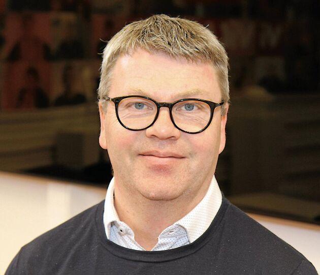Jörgen Gustavsson, förbundsombud vid Kommunal.