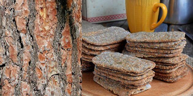Så bakar du traditionellt barkbröd
