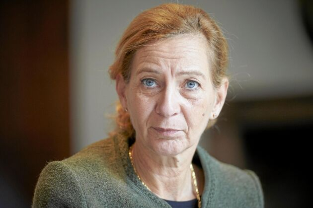 Anita Ullman är ordförande i proteströrelsen