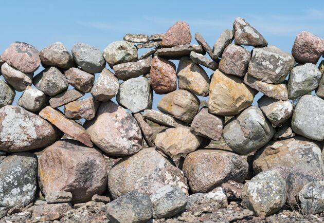 Öppningar på fem till sex meter har gjorts i 14 öländska stenmurar i samband med fibergrävning. Något som nu är anmält som miljöbrott.