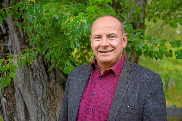 Kommunchef Karl-Johan Ottosson menar att det är viktigt att sätta ord på vad det är att vara en krympande kommun.