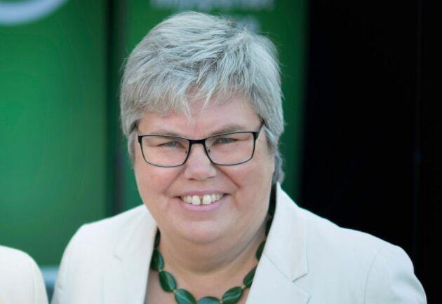Maria Gardfjell, Miljöpartiet.