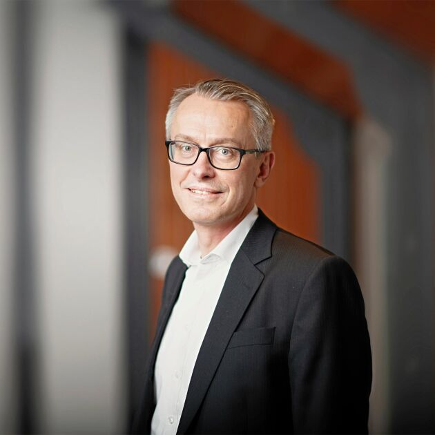 Bengt Johansson, chefsjurist Gröna arbetsgivare.