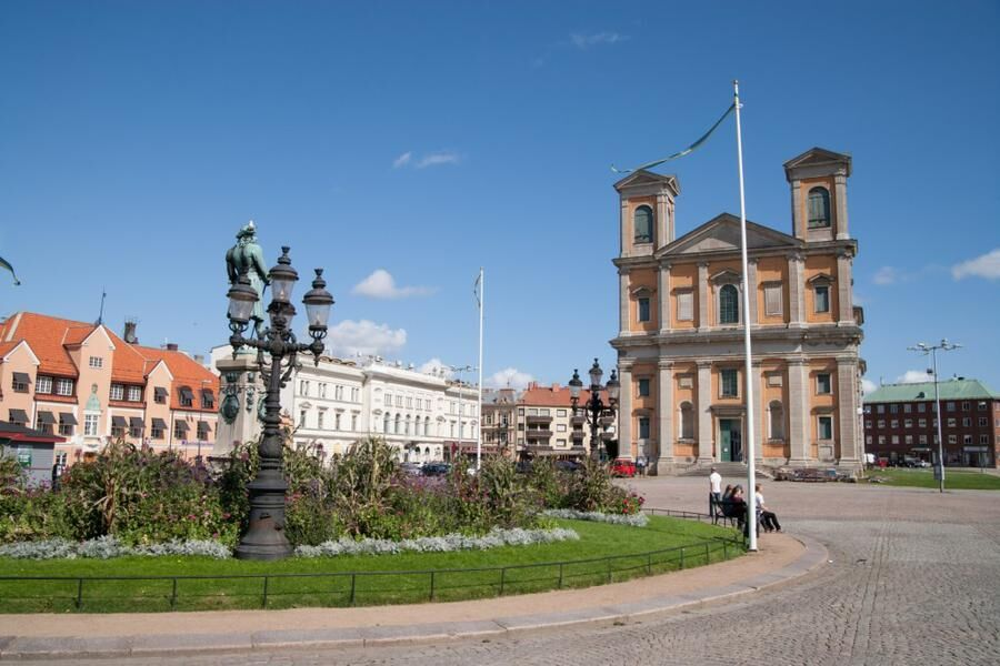 Karlskrona. Foto: Mostphotos.