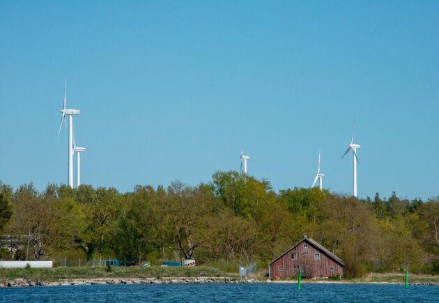 Till 2040 ska all svensk el vara förnybar. För att klara målet måste vindkraften byggas ut mycket kraftigt.