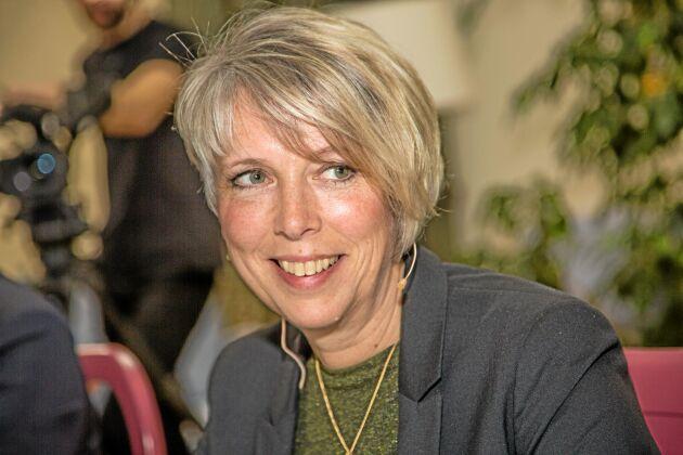 Helena Jonsson, fd LRF-ordförande.