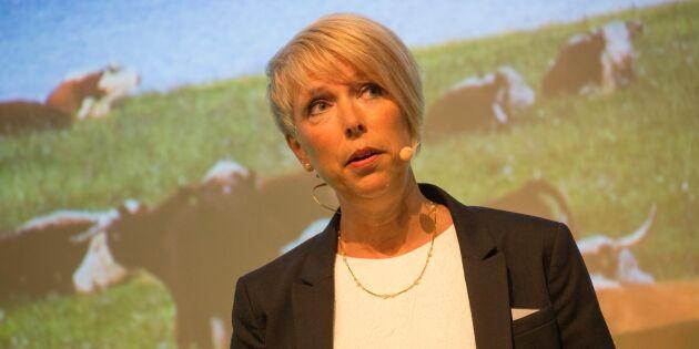 Helena Jonsson siktar på riksdagen