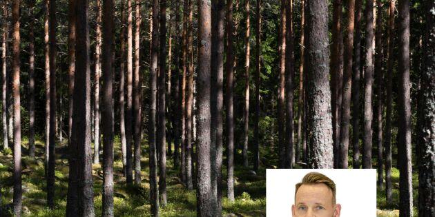 """""""Skogsägare borde vara oroade"""""""