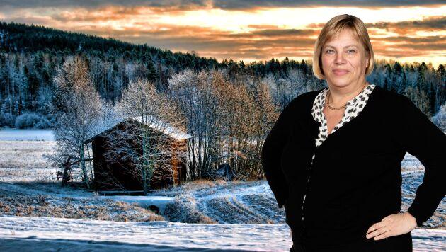 Lena Johansson, ledarskribent i Land Lantbruk.
