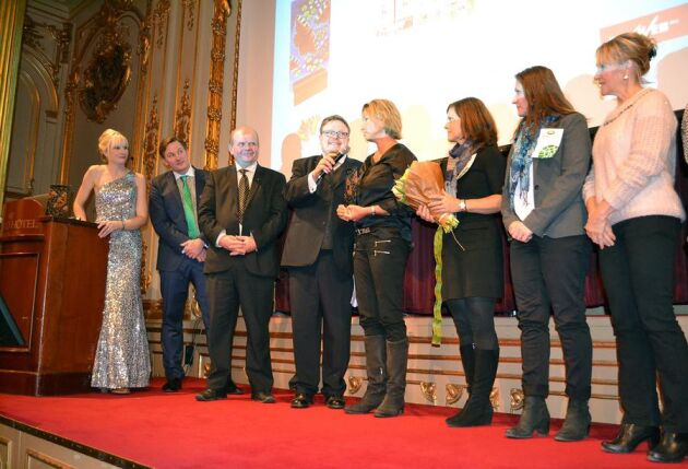 Arla Foods fick priset Mylla till Hylla.