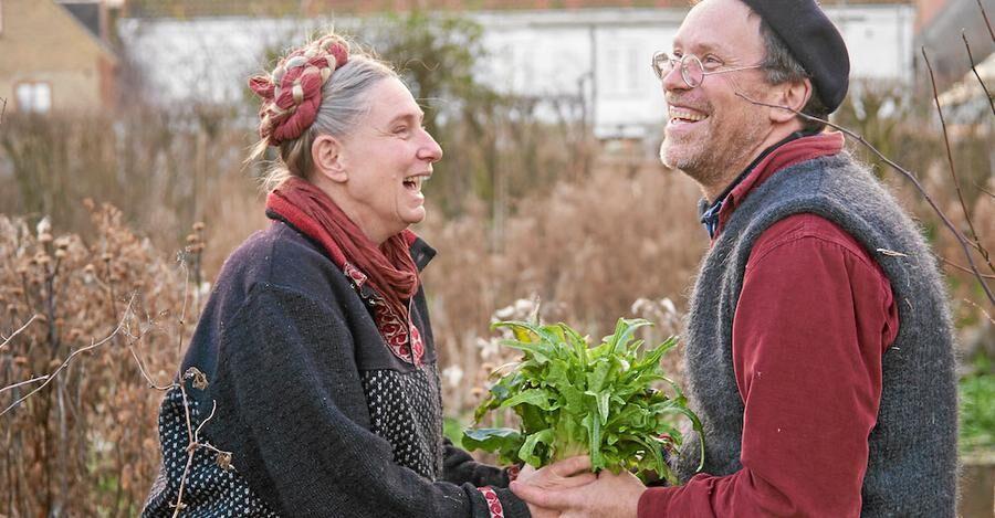 Smittande skoj- serien Marie och Gustav Mandelmann är som ett lyckopiller för många.