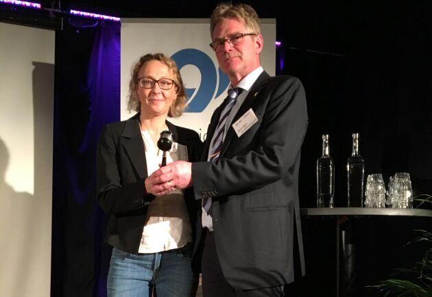 Jeanette Elander, nyvald ordförande för Sveriges Grisföretagare: – Suggpengen har absolut bidragit till att öka djurvälfärden och det var ju förväntat. Vi har en helt annan djurvälfärd i Sverige jämfört med övriga EU. Jag tycker verkligen att den ska vara kvar i framtiden.
