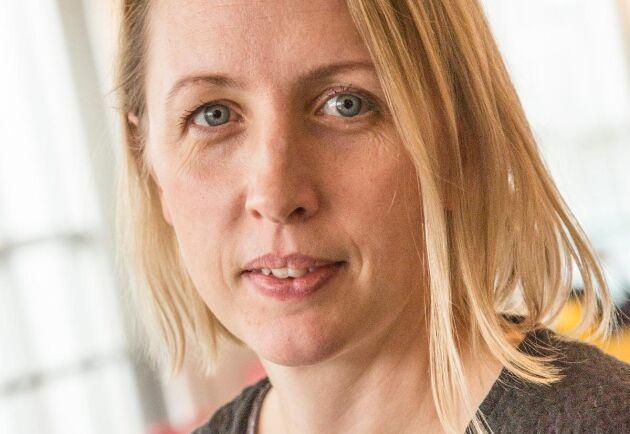 Jytte Guteland (S), ledamot i EU-parlamentets utskott för miljö, folkhälsa och livsmedelssäkerhet.