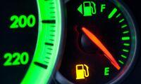 Sänkt bensinpris höll 24 timmar