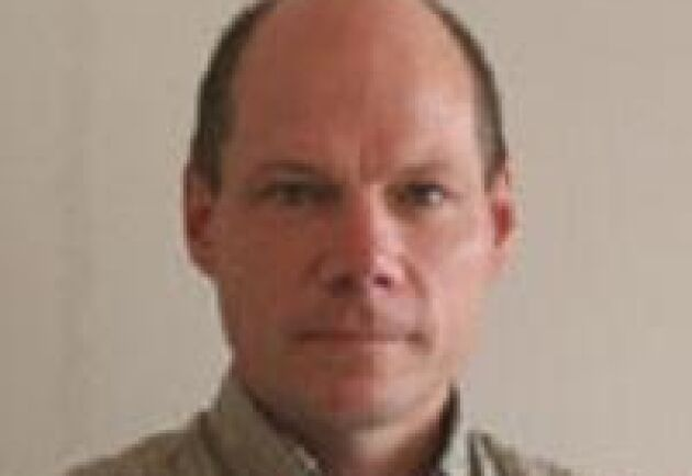 Peter Lundberg, sekreterare för LRF:s förbundsstyrelse.
