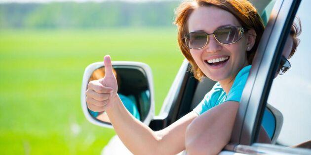 Säkerhetsmaxa din begagnade sommarbil! 3 enkla tips