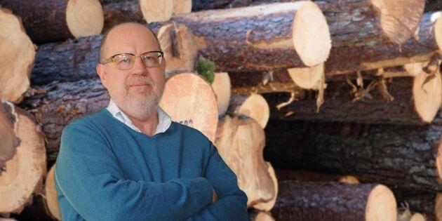 Ska svenskt skogsbruk räddas av Finland?