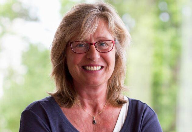 Pia Gustafsson, veterinär och ansvarig för kartläggningen av ESBL hos Svensk Fågel.