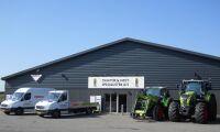 Danish Agro köper in sig i traktorhandlare
