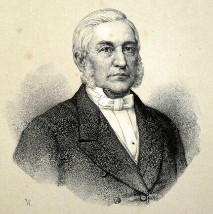 Johan Theofon Munktell är mannen bakom Sveriges första egna ångdrivna tröskverk.