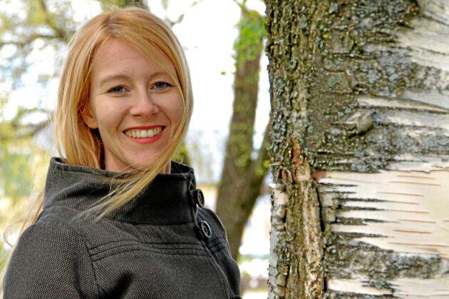 Ida Nyberg, äganderättsexpert på LRF Gävleborg.