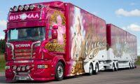 Elmia lastbil flyttas fram