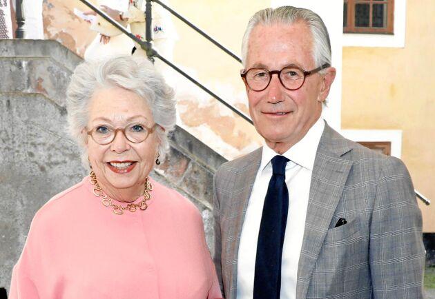 Prinsessan Christina har namnsdag den 24 juli. Här är hon tillsammans med maken Tord Magnuson.