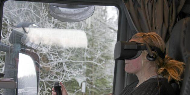 VR-teknik ger bättre arbetsmiljö och sparar tid