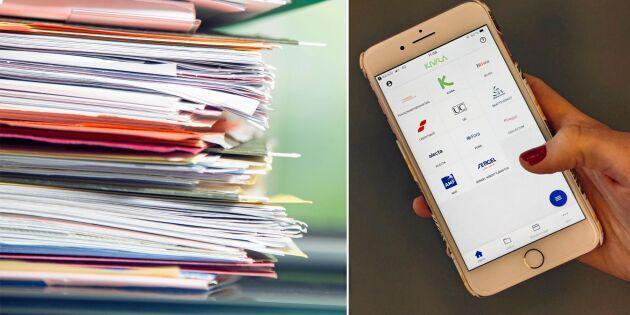 Få deklarationen först av alla – skaffa digital brevlåda