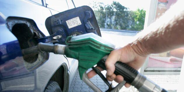 Kapa kostnaden för bensin – så här gör du