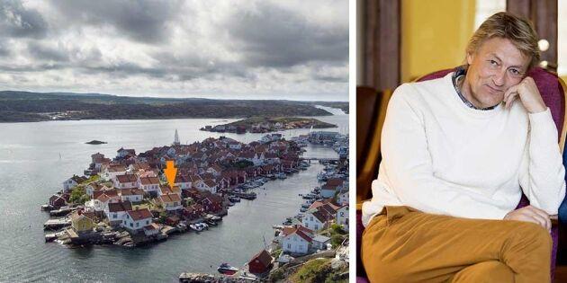 Lars Lerins sommarhus till salu – för 6,5 miljoner