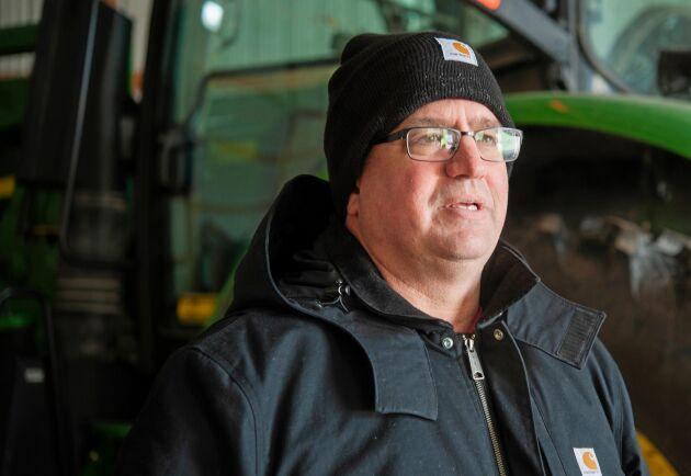 Aaron Lehman är skeptisk till Donald Trumps omfattande subventioner som kompenserar bönder för uteblivna inkomster.