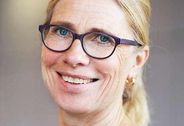 Annica Sohlström, generaldirektör vid Livsmedelsverket.