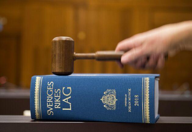 Livsmedelsverkets får bakläxa av kammarrätten när det gäller vilken avgift som ett slakteri skulle betala för en planerad kontroll. Arkivbild.