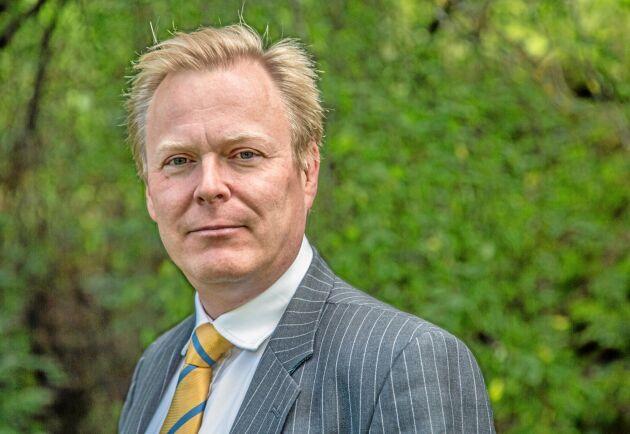 Torbjörn Iwarson, råvaruanalytiker och krönikör i ATL.