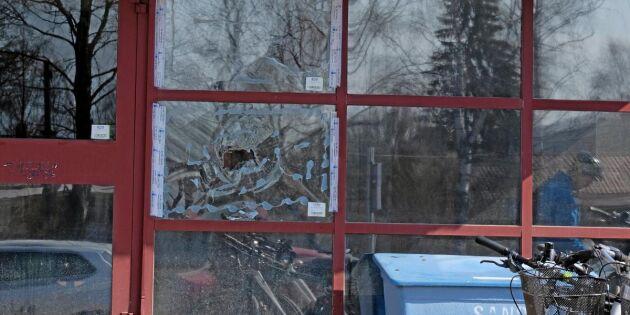 Sveaskog utsatt för vandalisering och hot
