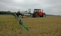 Österrike på väg att förbjuda glyfosat