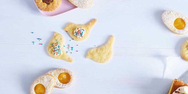 På jakt efter Sveriges nya småkaka - lärkrutan