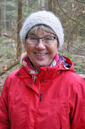 Skogsbruk är långsiktigt. Därför tycker Beata Thafvelin-Karltorp att det är viktigt att göra familjen engagerad i skogen.
