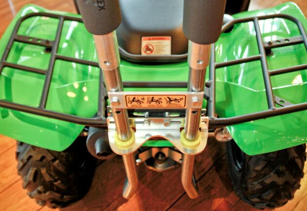 Quadbar är en australisk skyddsbåge för fyrhjulingar.